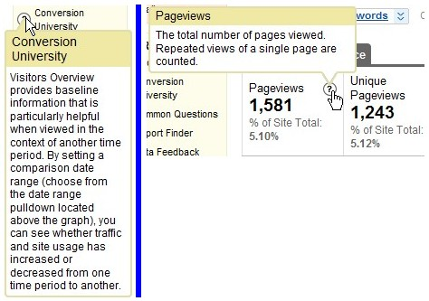 google analytics v2 help