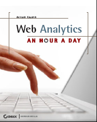 Web Analytics: An Hour A Day: Proposed Cover One