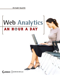 Web Analytics: An Hour A Day: Proposed Cover Two