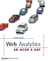 Web Analytics: An Hour A Day: Proposed Cover Three