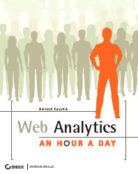 Web Analytics: An Hour A Day: Proposed Cover Four
