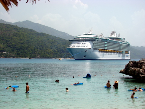 liberty of the seas: labadee