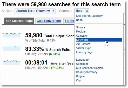 Kick Butt With Internal Site Search Analytics - Occam's Razor by Avinash  Kaushik