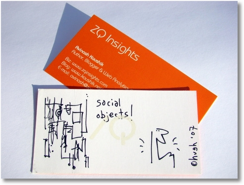 social objects zqinsights