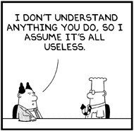 dilbert - scott adams