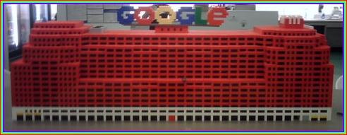 legos google nyc