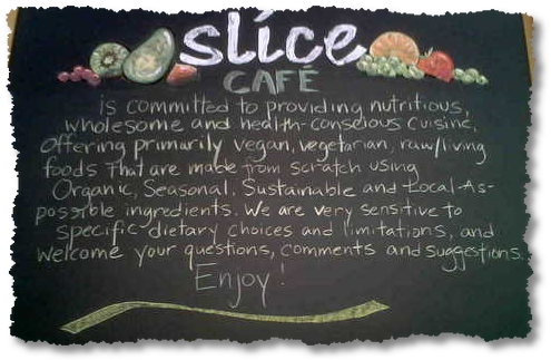 slice cafe google