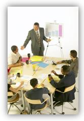 internal conference presentation