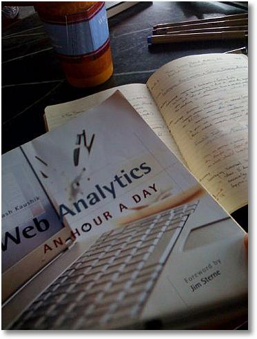 tim duke, web analytics an hour a day