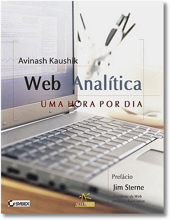 web analytics an hour a day-portuguese