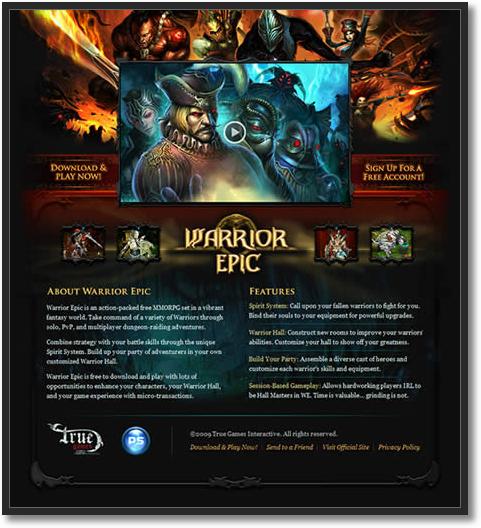 warrior epic version b