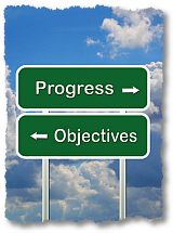 progress objectives directions