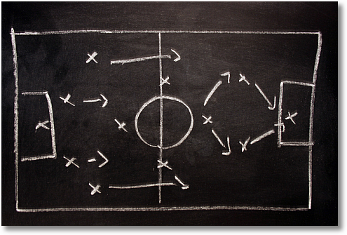 soccer match win plan