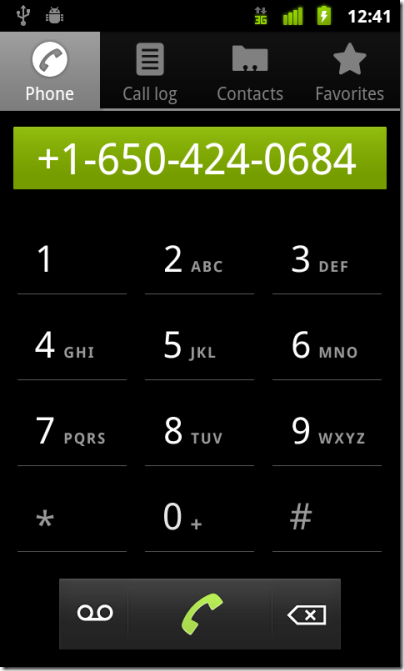 click to call phone dialer android