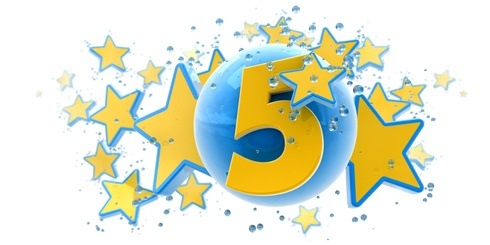 Image result for five years anniversary