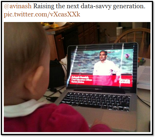 Starting small with big data!