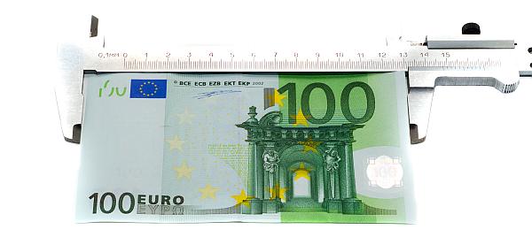measuring euro 1