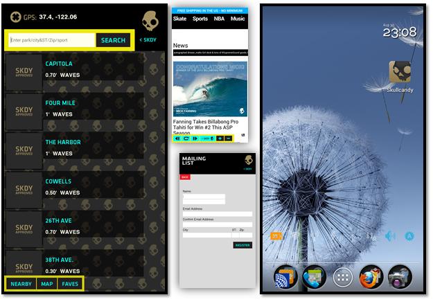 skullcandy mobile app value