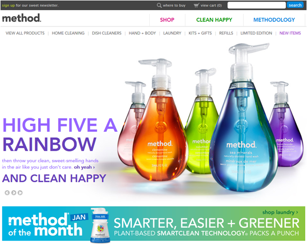 method home page