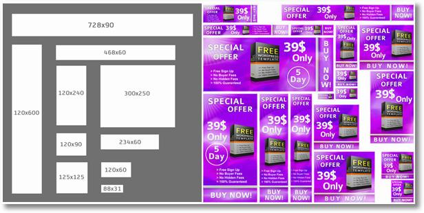 display ad formats
