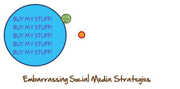 embarassin social strategies