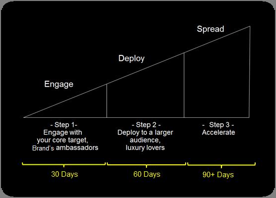 YouTube Marketing Plan Timeline