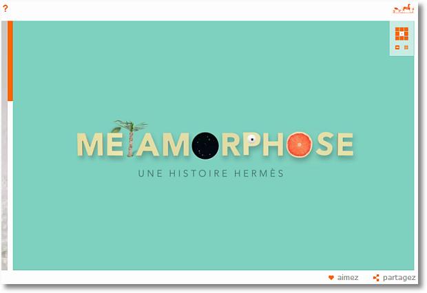 hermes metamorphosis