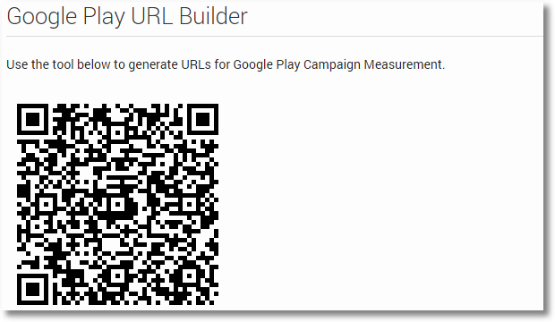 campaign tracking google play store