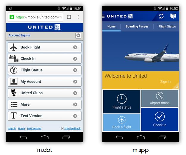 united site app