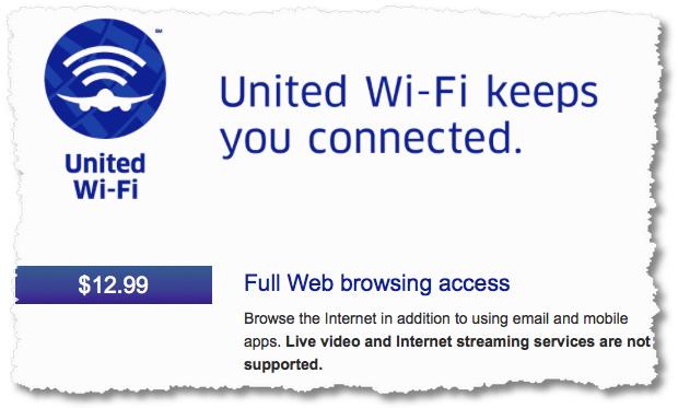 united wifi